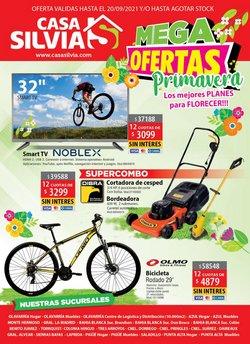 Ofertas de Electrónica y Electrodomésticos en el catálogo de Casa Silvia ( 4 días más)