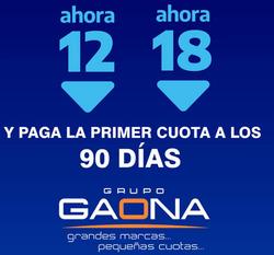 Cupón Grupo Gaona en Florida (Buenos Aires) ( Publicado ayer )