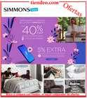 Catálogo Simmons en Morón ( Caducado )