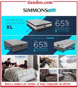 Catálogo Simmons ( Vencido)