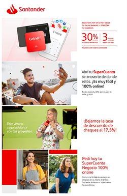 Catálogo Santander Rio ( Vencido)