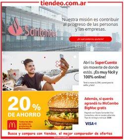 Catálogo Santander Rio ( 4 días más)