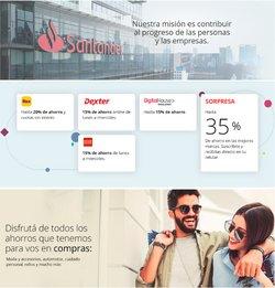 Ofertas de Santander Rio en el catálogo de Santander Rio ( Vencido)