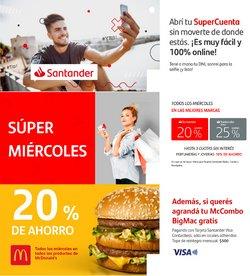 Catálogo Santander Rio ( 6 días más)