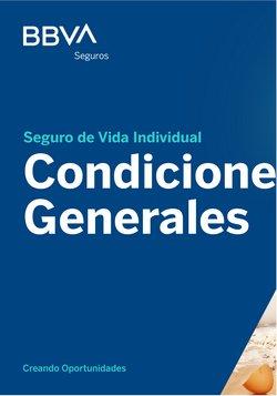 Ofertas de Bancos y Seguros en el catálogo de BBVA ( Más de un mes)