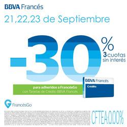 Ofertas de BBVA  en el folleto de Buenos Aires