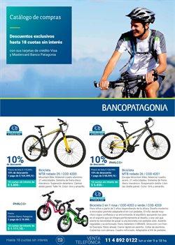 Ofertas de Bancos y Seguros en el catálogo de Banco Patagonia en San Francisco Solano ( 6 días más )