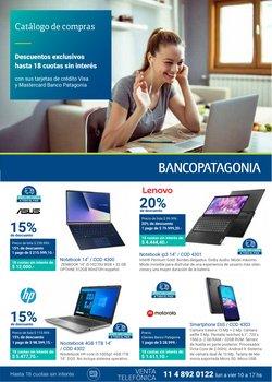 Ofertas de Bancos y Seguros en el catálogo de Banco Patagonia ( Vence hoy)