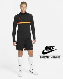 Ofertas de Deporte en el catálogo de Nike ( 2 días publicado)