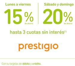 Ofertas de Banco Provincia  en el folleto de Bahía Blanca