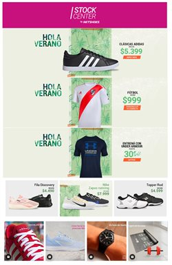 Ofertas de Running en Stock Center
