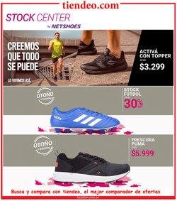 Catálogo Stock Center ( 4 días más)