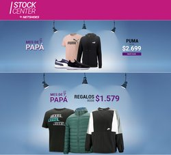 Ofertas de Stock Center en el catálogo de Stock Center ( 2 días más)