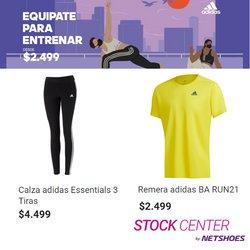 Ofertas de Adidas en el catálogo de Stock Center ( Vence hoy)