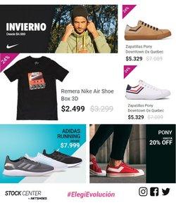 Ofertas de Adidas en el catálogo de Stock Center ( 5 días más)