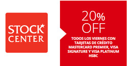 Ofertas de Stock Center  en el folleto de Buenos Aires