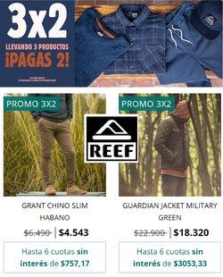 Ofertas de Reef en el catálogo de Reef ( 8 días más)