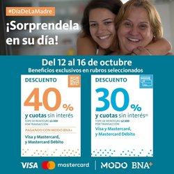 Ofertas de Bancos y Seguros en el catálogo de Banco Nación ( Vence hoy)