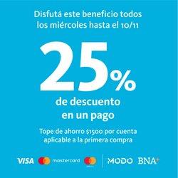 Catálogo Banco Nación ( 20 días más)
