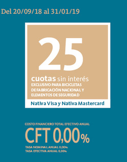 Ofertas de Bancos y seguros  en el folleto de Banco Nación en Chascomús