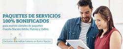 Ofertas de Banco Nación  en el folleto de Buenos Aires