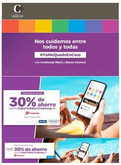 Ofertas de Bancos y Seguros en el catálogo de Banco Credicoop en Caleta Olivia ( 9 días más )