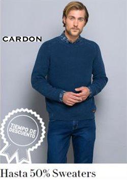 Ofertas de Ropa, Zapatos y Accesorios en el catálogo de Cardon en Caleta Olivia ( 2 días publicado )