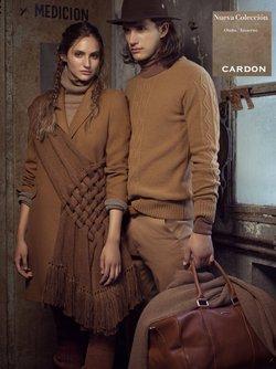 Ofertas de Ropa, Zapatos y Accesorios en el catálogo de Cardon ( Más de un mes)