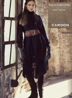 Ofertas de Cardon en el catálogo de Cardon ( Más de un mes)