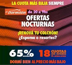 Ofertas de El Dormilon en el catálogo de El Dormilon ( 5 días más)