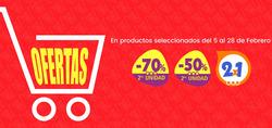 Ofertas de Perfumerías Gerlero  en el folleto de Rosario