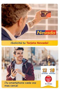 Ofertas de Tarjeta Nevada  en el folleto de San Juan (San Juan)