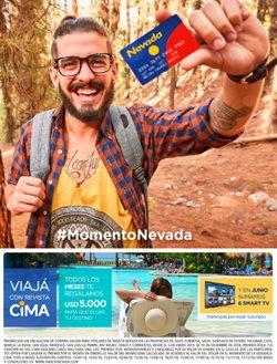 Ofertas de Tarjeta Nevada  en el folleto de Santa Rosa (La Pampa)