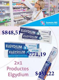 Ofertas de Farmacias Abc en el catálogo de Farmacias Abc ( 9 días más)