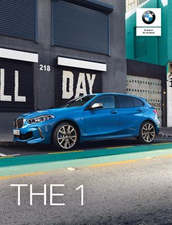 Catálogo BMW ( Más de un mes )