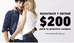 Ofertas de Taverniti  en el folleto de Buenos Aires