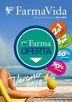Ofertas de Farma Vida  en el folleto de Bernal