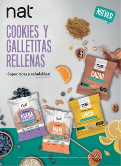 Ofertas de Galletas en Farmacity