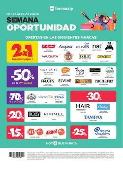 Ofertas de Farmacias y Ópticas en el catálogo de Farmacity en Mendoza ( Publicado hoy )