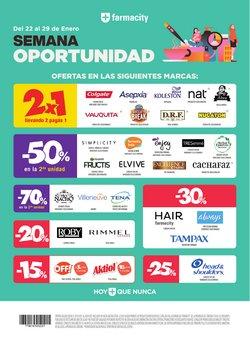 Ofertas de Perfumería y Maquillaje en el catálogo de Farmacity en Salta ( 3 días más )