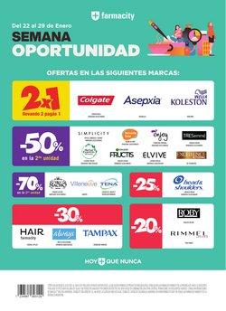 Ofertas de Farmacias y Ópticas en el catálogo de Farmacity en Corrientes ( Publicado ayer )
