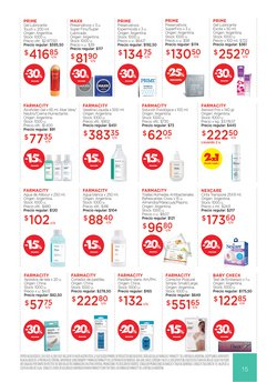 Ofertas de Preservativos en Farmacity