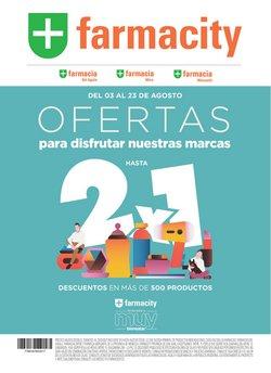 Ofertas de Farmacias y Ópticas en el catálogo de Farmacity ( 18 días más)