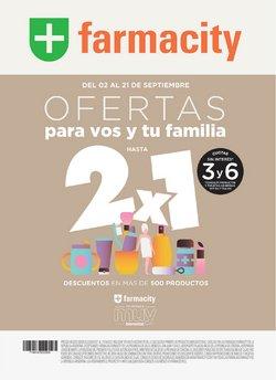 Catálogo Farmacity ( Vence mañana)