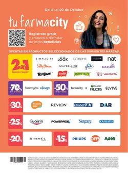 Ofertas de Farmacias y Ópticas en el catálogo de Farmacity ( Vence mañana)