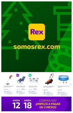 Catálogo Pinturerías Rex en Canning ( Caducado )