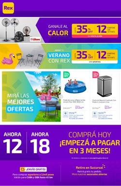 Ofertas de Ferreterías y Jardín en el catálogo de Pinturerías Rex en General Pacheco ( 4 días más )