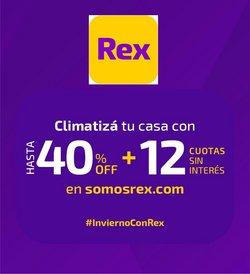 Ofertas de Ferreterías y Jardín en el catálogo de Pinturerías Rex ( Vence mañana)