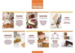 Ofertas de Restaurantes en el catálogo de Helados Chungo ( 26 días más)