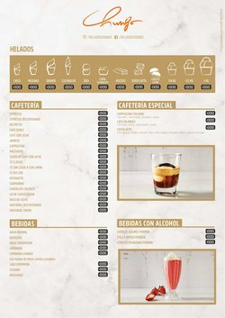 Ofertas de Restaurantes en el catálogo de Helados Chungo ( Más de un mes)
